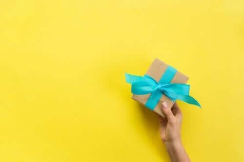 선물 상자를 만드는 방법