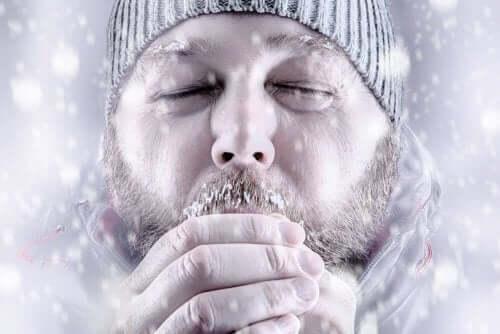 저체온증을 치료하는 방법