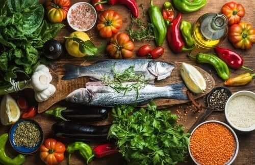 지중해 식단을 시작하기 위해 기억해야 할 10가지