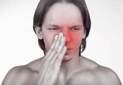 코에 넣는 약물 사용법
