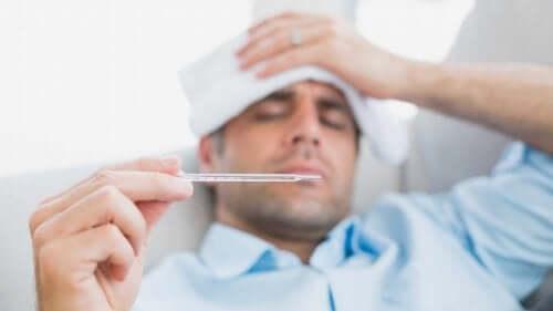 고열 증상 및 치료