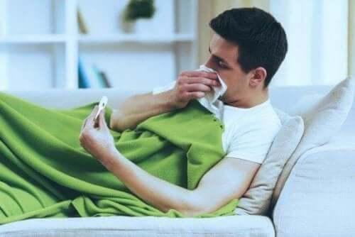 감기와 독감의 큰 차이점