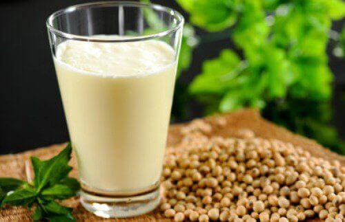 삼 우유의 영양소 및 레시피