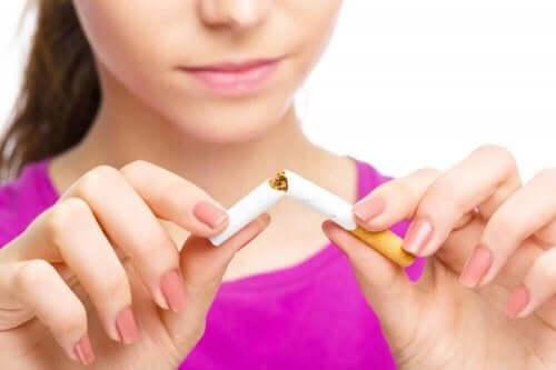 금연하면 눈에 띄는 5가지 긍정적인 변화