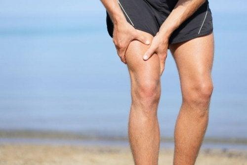 무릎 골관절염 증상