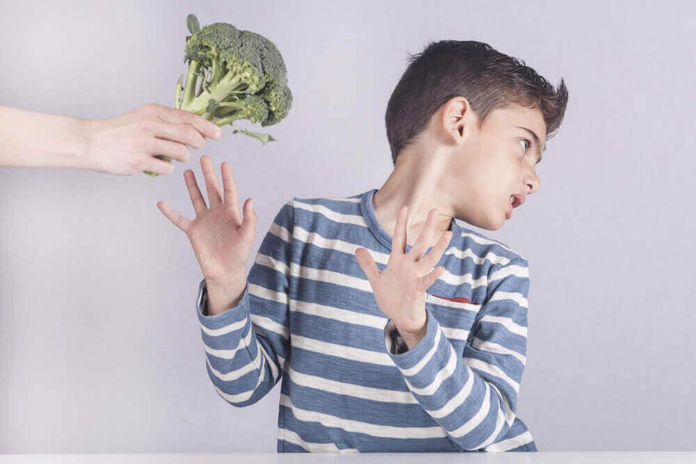 채소를 먹지 않으려는 아이를 위해 해야 할 일