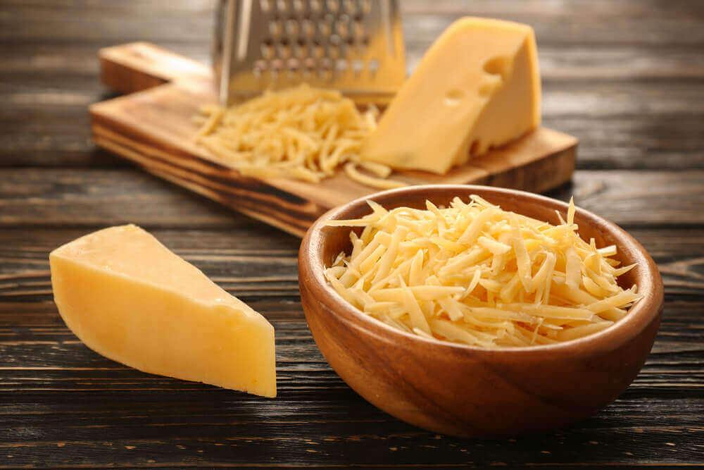 몸에 가장 좋은 치즈는?