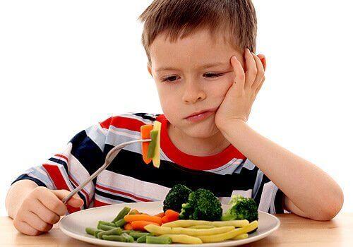 채소를 먹지 않으려는 아이를 위해 해야할 일