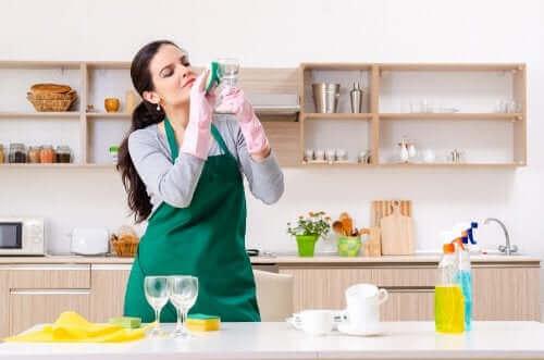 유리 세정제를 활용하는 5가지 방법