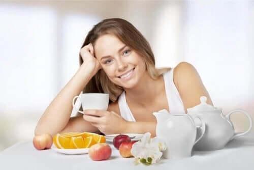 건강한 다이어트의 공통점