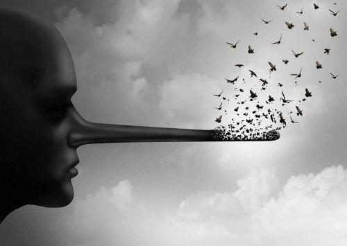거짓말을 탐지하는 방법