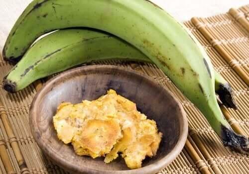 녹색 바나나의 잘 알려지지 않은 6가지 이점