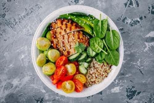 300칼로리 미만의 건강한 저녁 레시피 3가지