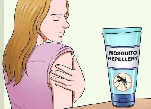 홈메이드 모기 퇴치제를 만드는 방법