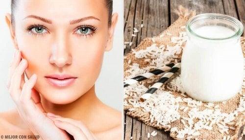 매끈한 피부를 위한 5가지 라이스 바디 스크럽