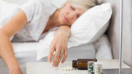 수면제의 위험 및 부작용