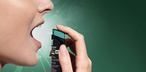 금연에 유용한 제품들