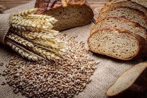 호밀 스펠트밀 빵을 집에서 만드는 방법