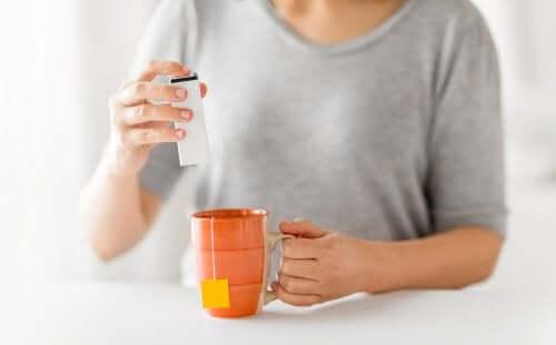 비만 관리를 위한 감미료 사용: 속설인가 사실인가?