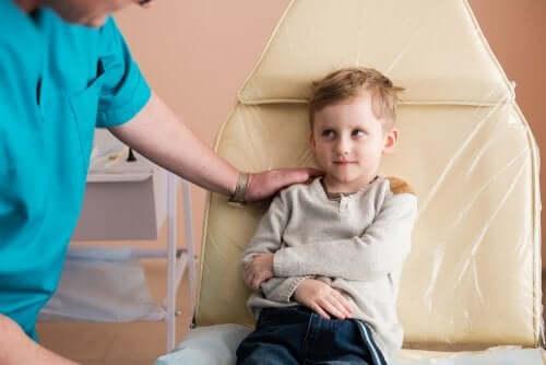 아동 신증후군의 원인과 치료