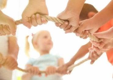 어린이들의 협동 놀이를 장려해야 하는 이유