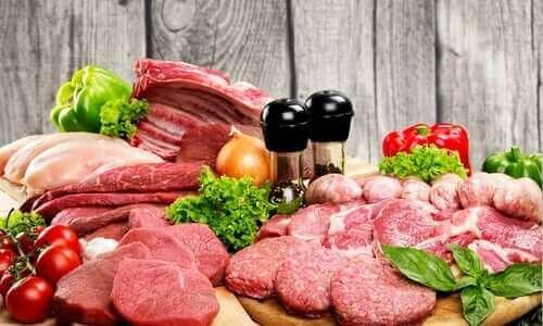 고기 섭취를 줄이기 위한 전략