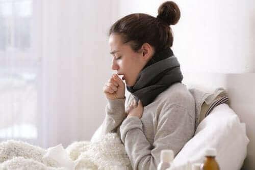 약을 먹지 않고 감기 이겨내기
