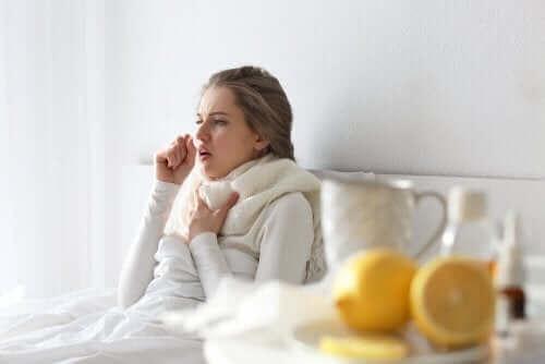 약을 먹지 않고 감기를 이겨내는 방법