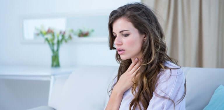 흉부 충혈을 위한 5가지 자연 요법