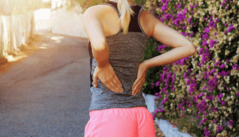 5가지 자연 요법으로 좌골 통증을 가라앉히자