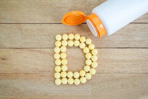 7. 비타민 D를 더 많이 섭취하자