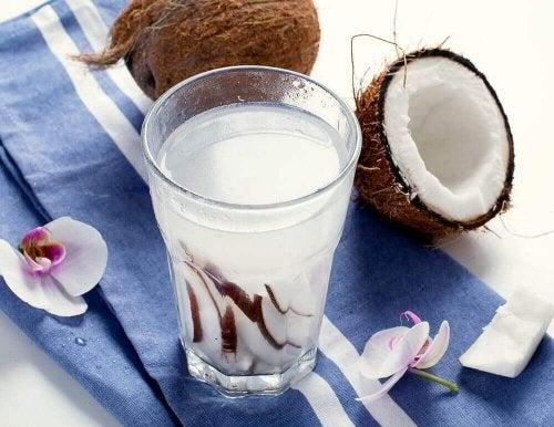 코코넛 워터의 놀라운 효능 8가지