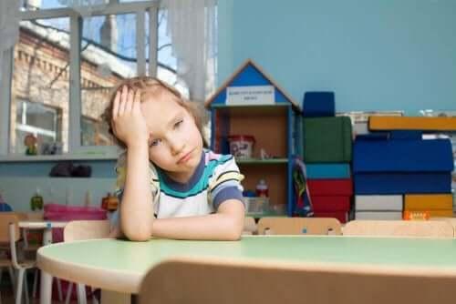 소아 정신 질환과 그 증상