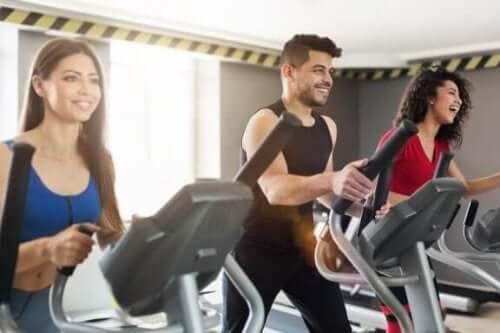관절에 무리를 주지 않는 5가지 운동