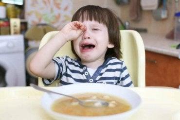 아이가 밥 먹기를 싫어한다면?