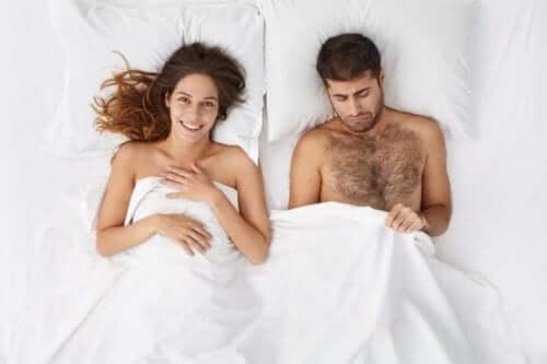 남성 성욕장애의 원인 및 치료