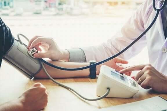 동맥의 청진
