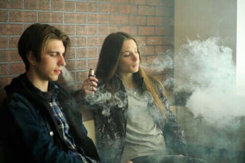 전자 담배는 안전할까?