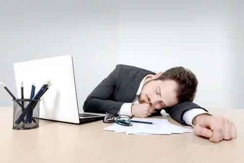 불면증의 여러가지 유형