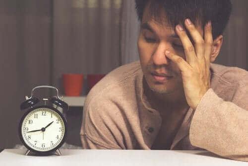 불면증의 여러 가지 유형