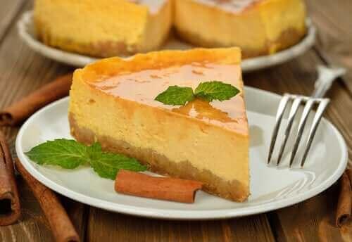 오븐 없이 만드는 피나콜라다 치즈 케이크