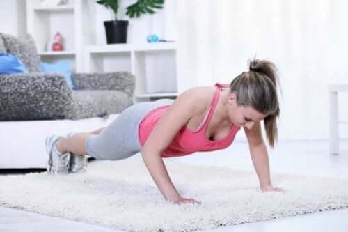 척추측만증 예방 운동 4가지