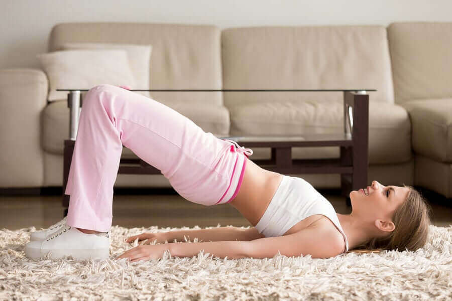 자가 격리 기간에 집에서 간단히 할 수 있는 운동