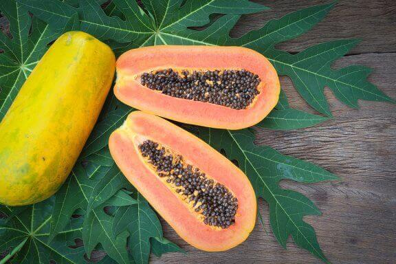 파파야의 건강상 이점 6가지