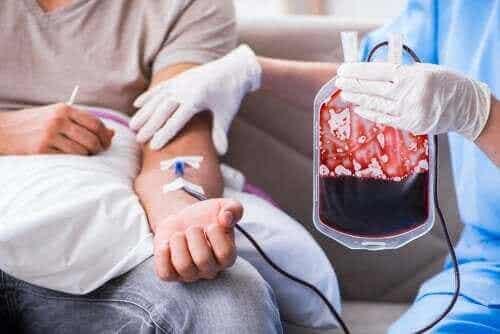 수혈의 목적과 절차