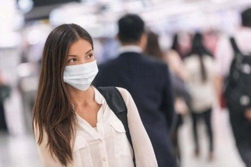 코로나바이러스에 감염되지 않는 방법