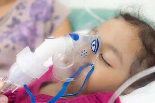 어린이 질식
