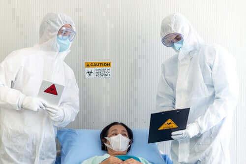 코로나바이러스: 자가 격리는 필수인가