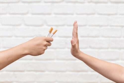 계속하기: 6개월 동안의 금연