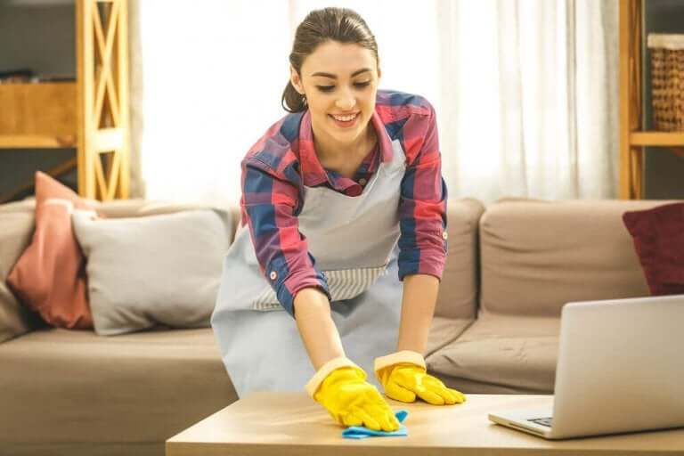 코로나19: 집을 깨끗이 소독하는 방법 01